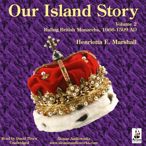 Our Island Story, Volume 2 audiobook cover art