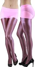 ToBeInStyle Women's Shiny Metallic Pantyhose