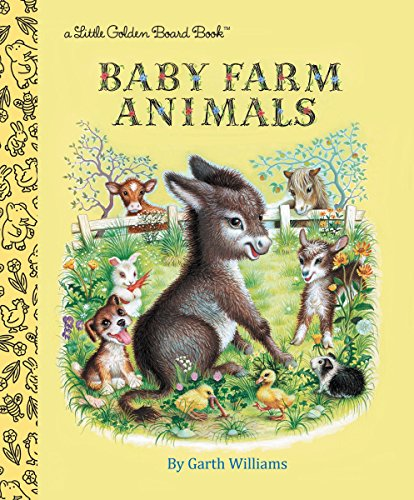 Top 10 best selling list for baby farm animals book