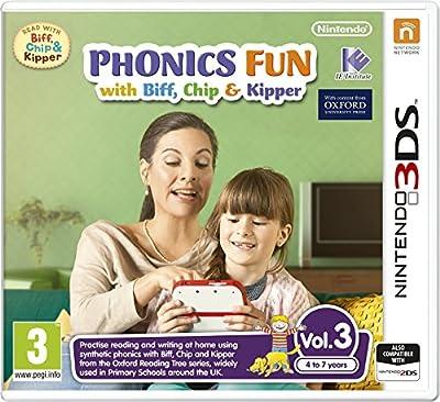 Nintendo Phonics Fun with Biff, Chip & Kipper Vol.3