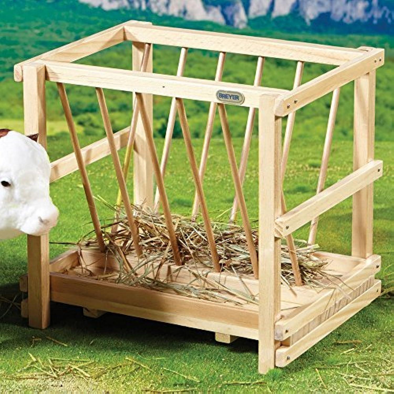 Disfruta de un 50% de descuento. Wood Livestock Feeder Feeder Feeder by Breyer  el mas reciente