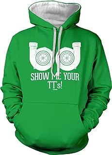 Show Me Your TT's! - Street Racing Twin Turbo Unisex Hoodie Sweatshirt