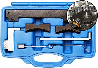 Chevy Camshaft Tensioning Tool Kit - Engine Timing Locking Alignment Set for Chevrolet, Fiats and Alfa Romeo – 7 Piece Set