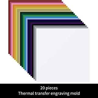 Heat Transfer Vinyl for T-Shirts 12x12