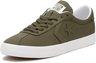 all star converse mujer verde militar