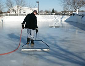 portable ice resurfacer