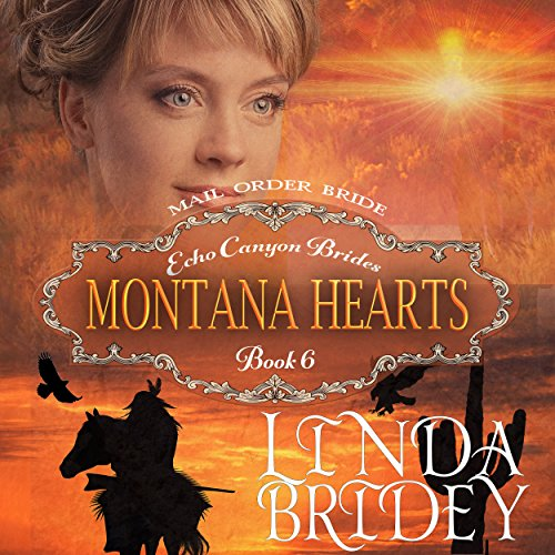Montana Hearts audiobook cover art
