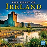2021 The Spirit of Ireland Images and Blessings of the Emerald Isle 16-Month Wall Calendar
