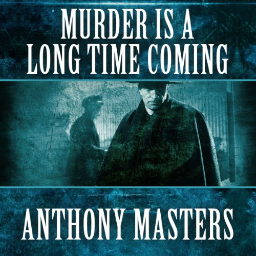 Murder Is a Long Time Coming  audiobook cover art