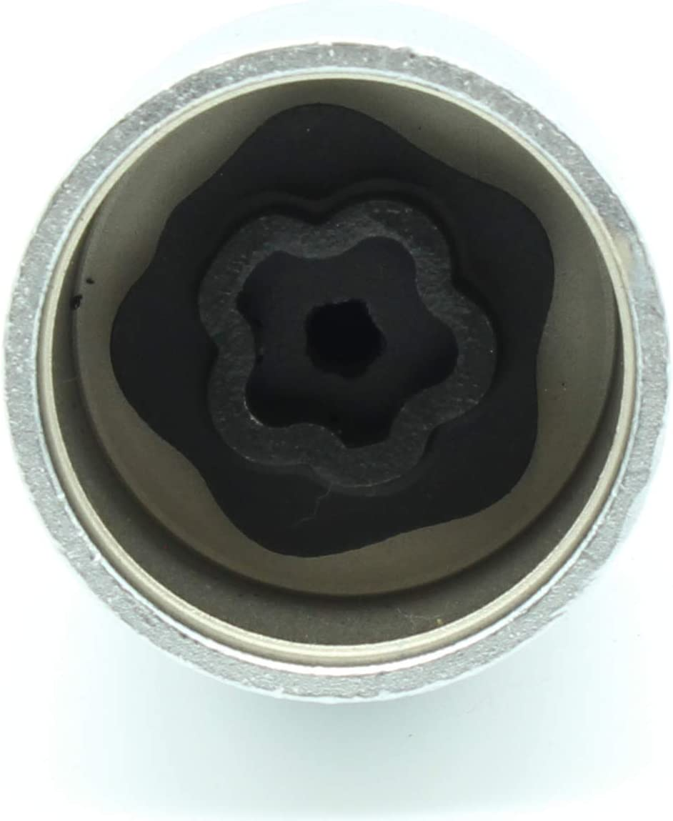 TEMO New products world's highest quality popular #079P Anti-Theft Super popular specialty store Wheel Lug Nut 3439 Removal Comp Key Socket