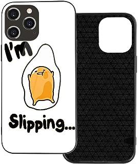 スマートフォンケースi'M Slippingぐでたま携帯保護ガラスカバーサポートはリンゴ電話の画面が割れるのを防ぐために軽薄男女に多機能 For Iphone 12 Mini Apple Iphone 12 Pro Max 保護カバー