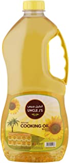 Uncle J's Cooking Oil, 1.8 Ltr
