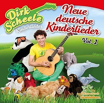 Neue deutsche Kinderlieder Vol. 1