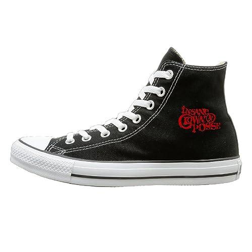 65c9c205f35 Fashion Unisex Hatchetman Icp Lace High Top Canvas Shoes 42