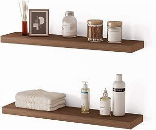 Best 24 floating shelves Reviews