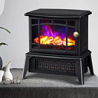 ZP-Heater Eléctrico Calentadore,Instantáneo Calentador, Radiador,Termoventilador,Termostato Silencioso,Práctico Calentador,Calefactor Cerámico de Aire Caliente