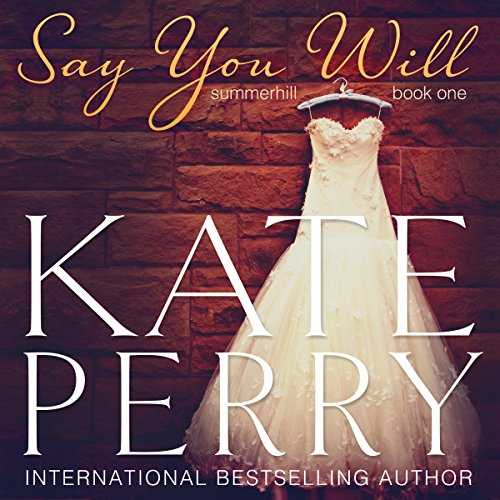 Say You Will audiobook cover art