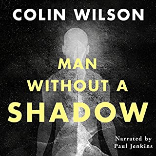 Man Without a Shadow audiobook cover art