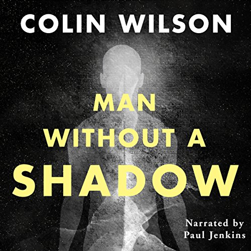 Man Without a Shadow cover art
