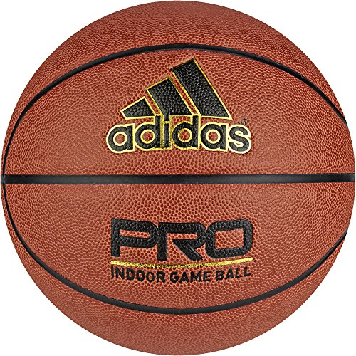 adidas Performance New Pro Basketball, Natural, Size 6
