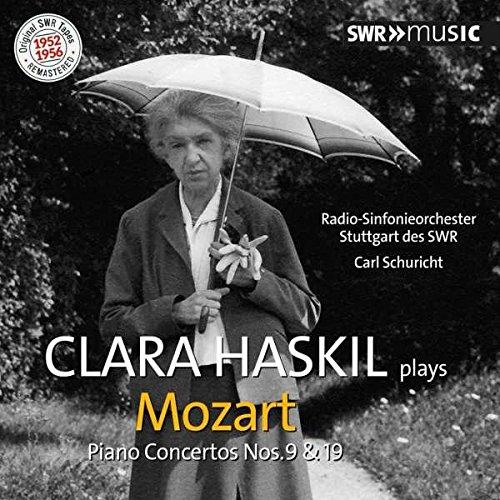 Radio-Sinfonieorchester Stuttgart des SWR: Clara Haskil spielt Mozart (Audio CD)