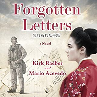 Forgotten Letters audiobook cover art