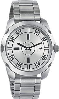 ساعة فاستراك كاجوال انالوج بعقارب للرجال - 3123SM02