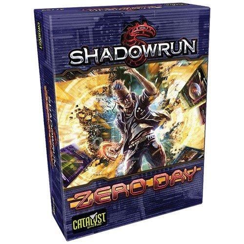 Catalyst Game Labs Shadowrun Zero Day Game