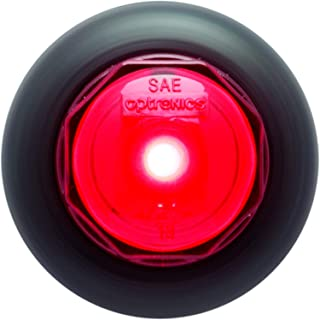 "Optronics MCL10RKBP - Marcador LED no direccional/kit de luz de despacho (3/4"")"