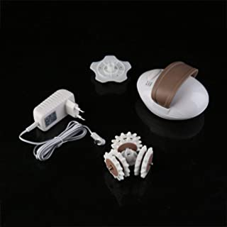 Liobaba Professional 3D Mini Facial Kneading Massage Roller Electric Anti-Cellulite Control System Massager Body Slimmer