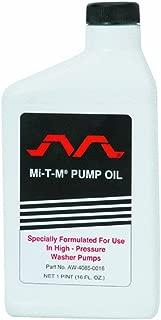 Mi-TM AW-4085-0016 Pump Oil