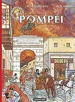 Les voyages d'Alix - Pompéi de Jacques Martin