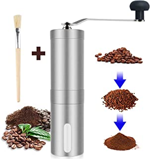 Best small portable coffee grinder Reviews