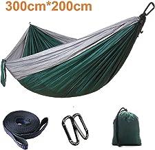 GOVIA Hammock Camping Hamaca Doble Hamacas para Acampar