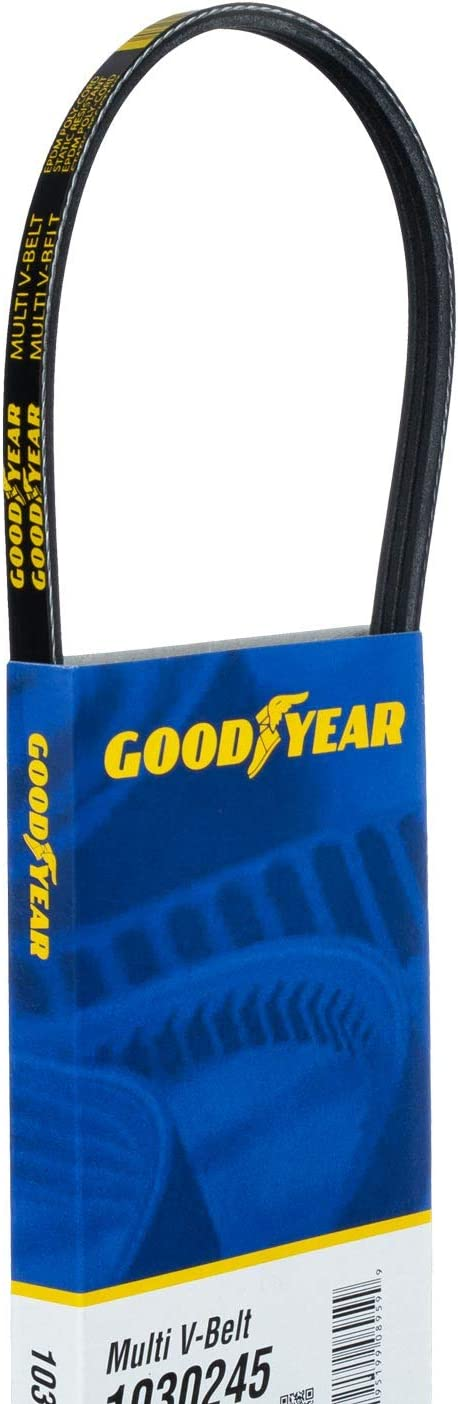 Price reduction Goodyear 1030340 Serpentine Belt Complete Free Shipping Length 3-Rib 34