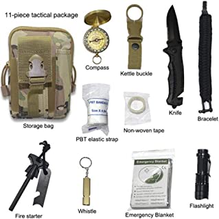 FOONEE Molle Medical First Aid Kit Pouch Kit Pouch Emergency Survival Equipment Edc Practical Belt Backpack