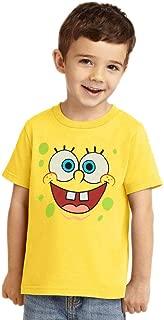 Animation Shops Spongebob Face Toddler T-Shirt