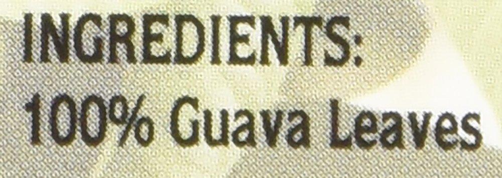 Guava Leaf Tea, Jamaican