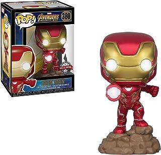 Avengers : Infinity War - Iron Man Light Up Pop! Vinyl