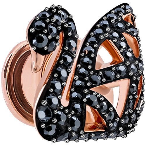 Swarovski -Damen Brosche Vergoldet 5439870