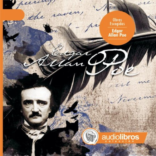Cuentos de Edgar Allan Poe [Tales of Edgar Allan Poe] audiobook cover art