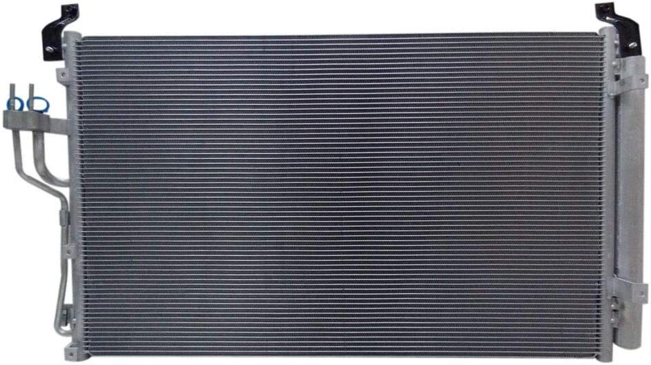 Replacement AC Condenser For 3.8 Hyundai Ranking TOP8 Veracruz We OFFer at cheap prices