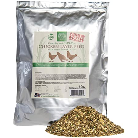 Small Pet Select Chicken Layer Feed 25lb (10lb)