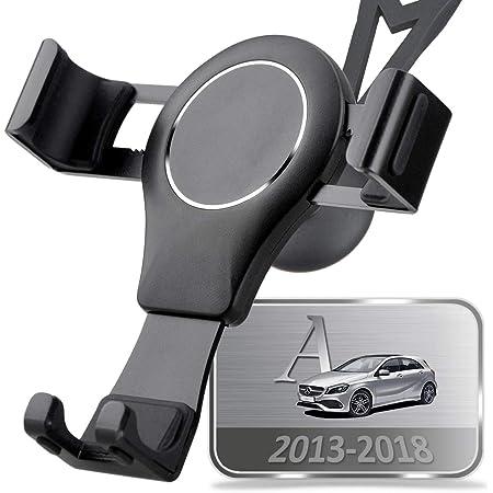 Lunqin Kfz Halterung Für Mercedes Benz B Klasse 2019 2020 B180 B200 Auto Zubehör Navigations Halterung Innendekoration Handy Halterung Elektronik