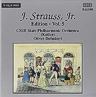 Strauss:Orchestral Wks V.5