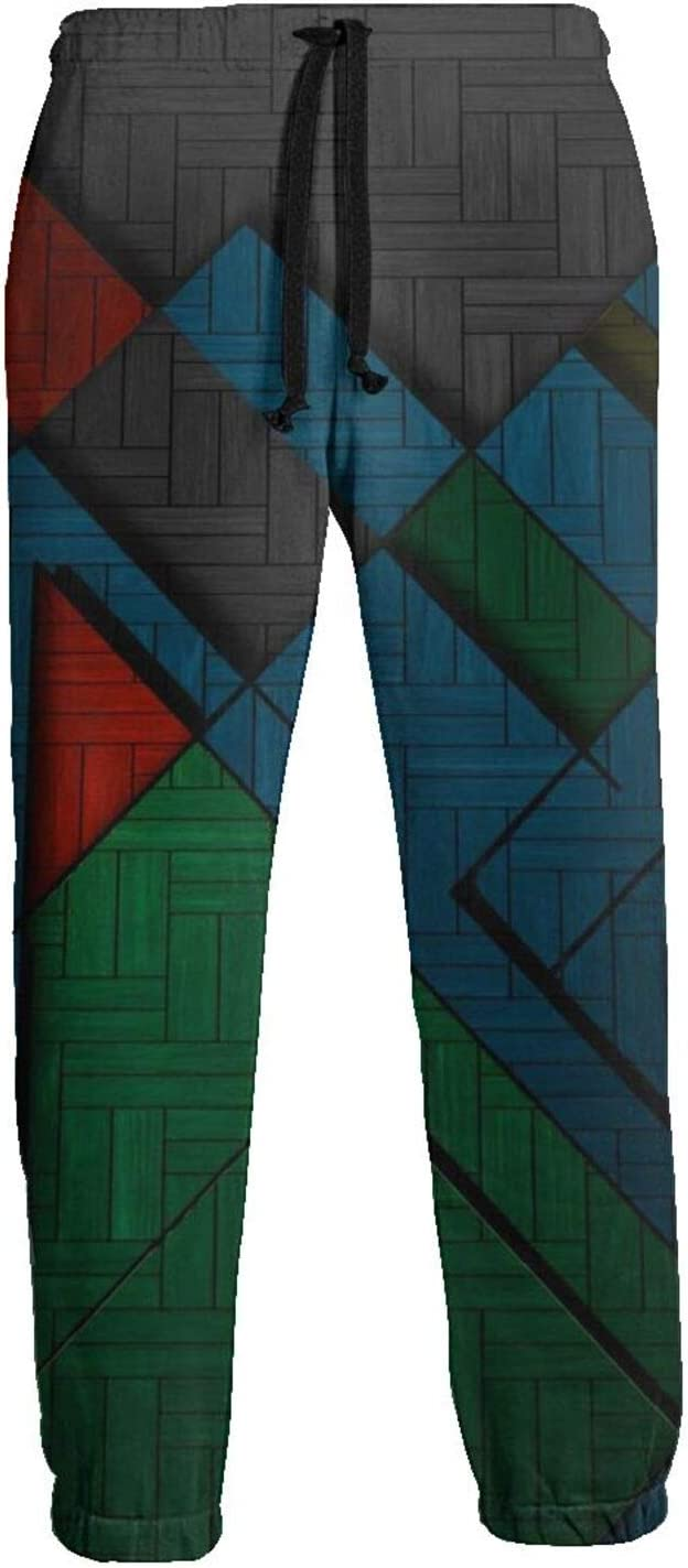 HARLEY BURTON Men 3D Sweatpants Casua Creative Mesa Mall Figures Over item handling Geometric