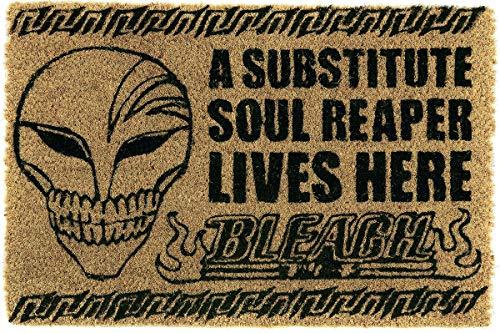 Bleach Substitute Soul Reaper Fußmatte Mehrfarbig