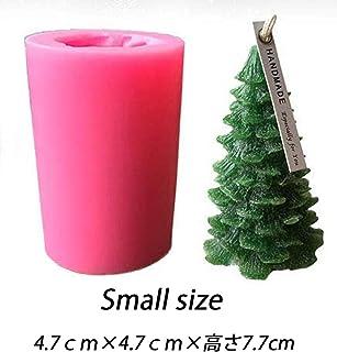 【Ever garden】 クリスマスツリー 立体 クリスマス シリコンモールド サンダクロース 雪 結晶 シリコンモールド レジン アロマストーン 手作り 石鹸 キャンドル 樹脂 粘土 オルゴナイト 型 抜き型