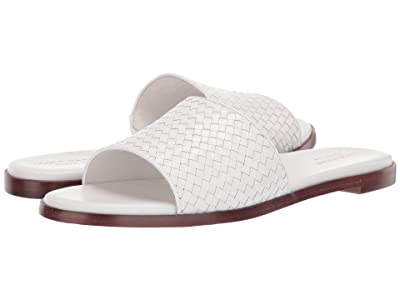 Cole Haan Analise Weave Sandal (Ivory Leather) Women