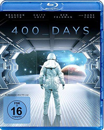400 Days - The Last Mission [Blu-ray]